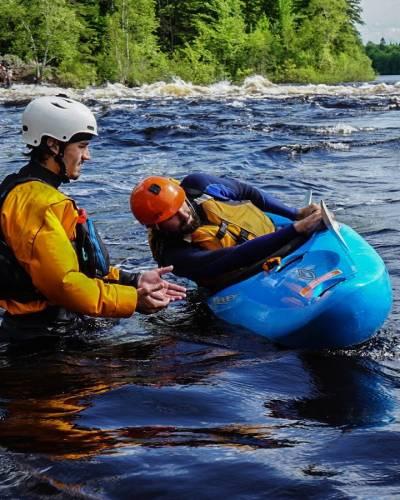 cours kayak